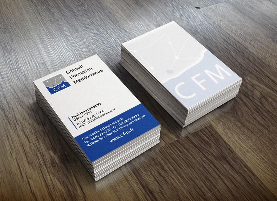 CFM carte de visite
