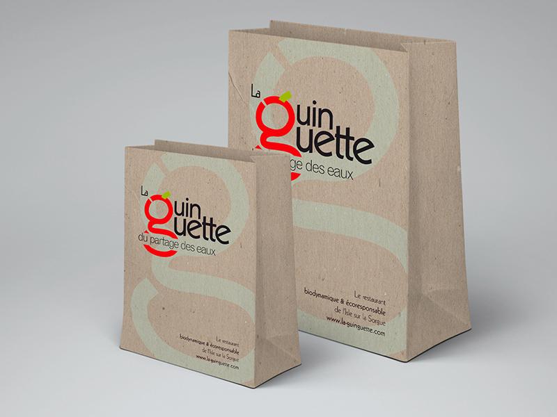 Packaging la Guinguette