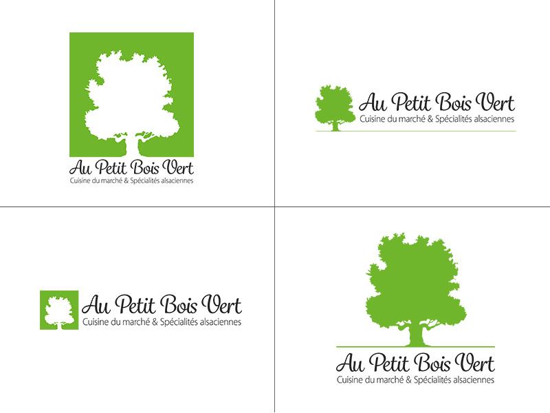 Logo restaurant Au Petit Bois Vert
