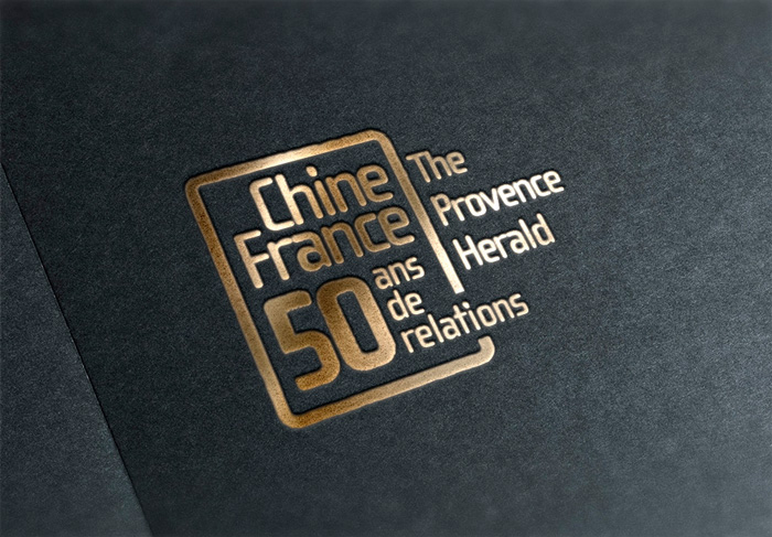 The Provence Herald, 50 ans France-Chine
